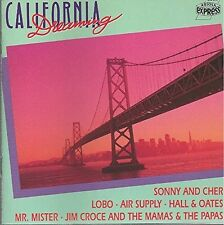 California Dreaming Mamas/Papas, Herman's Hermits, Air Supply, Lobo, Lake.. [CD]
