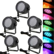 Lot 5 86 RGB LED Light DMX Lighting Laser Projector Stage DJ Party Show Disco US