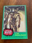 1977 Topps Star Wars Series 4 Trading Cards 36
