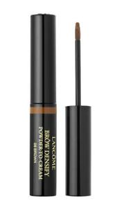 LANCOME BROW DENSIFY POWDER to CREAM #06 BROWN eyebrow filler mascara NATURAL