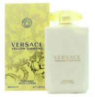 VERSACE YELLOW DIAMOND BODY LOTION - WOMEN'S FOR HER. NEW. FREE SHIPPING