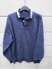 Polo SERGE BLANCO 15 maillot QUINZE bleu marine M