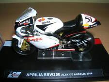 Ixo Altaya aprilia rsw250/RSW 250 Grand Prix 2004 de Angelis, 1:24 #51