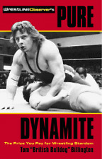 Dynamite Kid: Pure Dynamite, Book WWE WWF Stampede NJPW
