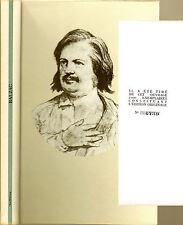HONORÉ DE BALZAC  - EDITIONS D'ART MAZENOD. - E.O. No.  4739/7000  -  1967