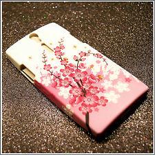 Sony Xperia S / LT26i HD Taschen Hülle Case Schale Schutzhülle Handyhülle Hüllen