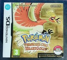 Pokémon Versione Oro HeartGold + Pokéwalker - Nintendo DS - italiano