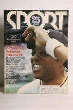 Sport Magazine Back Issue September 1971 Willie Mays Front Cover