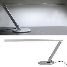 Leuchte Arbeitsplatzleuchte Lampe Nagelstudio Kaltlicht Silber TOP PREIS