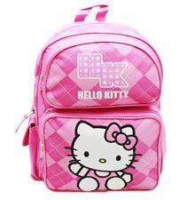 Hello Kitty Argyle Medium Backpack #82079