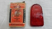 1949 1950 Chevy Taillight Lens NOS Fits Left or Right