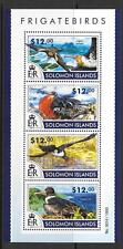 SOLOMON ISLANDS 2015 FRIGATEBIRDS (1) MNH
