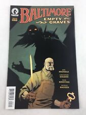 Baltimore Empty Graves #2 of 5 (32 in Series) 2016 Dark Horse Comic Book