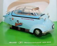 Revell 1/18 Scale Diecast Model Car 08964 - Messerschmitt KR200 Sarotti Blue