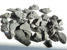 37 piece lot  ROUGH NATURAL SHUNGITE from RUSSIA  50.7grams;Purification Item #3