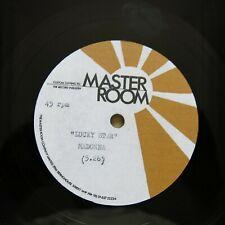 "MADONNA Lucky Star UK 12"" 1 side Master Room acetate  5.26 version"