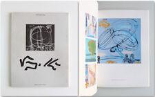 Antonio Vangelli Mostra antologica 1994 Testo critico di Robertomaria Siena