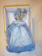 "Dan Dee Bear Doll-Resin-Keepsake Memories-12"" tall-In box"