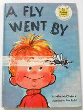 Beginner Book A FLY WENT BY 1958 prtg