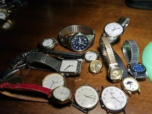 Vintage Lot Timex Watch