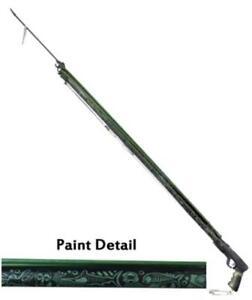 Rob Allen Aluminum Snapper Railgun Speargun with Open Muzzle Spearfishing