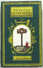 The Reverse of the Medal Patrick O'Brian 1st Ed HCDJ 1986 Jack Aubrey RARE FIRST