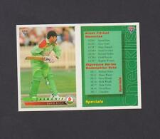1994 FUTERA CRICKET PROMO CARD  DAVID BOON/ CHECKLIST