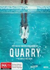 QUARRY (COMPLETE SEASON 1 - DVD SET SEALED + FREE POST)