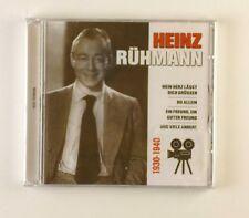CD - Heinz Rühmann - 1930-1940 - #A1758