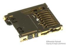 CONNECTOR MICRO SD PUSH PUSH SMT R/A - DM3BT-DSF-PEJS (Fnl)