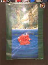 "Rainforest Benefit 24""x 36"" Poster USED Piranha Records"