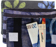 "Fair Trade ""Global Mama's"" Pocket Wallet/Purse."