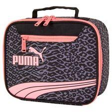Nwt Puma Form Stripe Lunch Box Kit - Grey/Pink