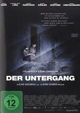 DER UNTERGANG   DVD NEU  BRUNOGANZ/ALEXANDRA MARIA LARA/+