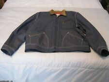 Vintage Lee Lined Jacket; Tag Size 44R; Actual Size 36