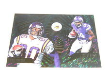 2016 Prime Signatures Proteges Cris Carter & Stefon Diggs