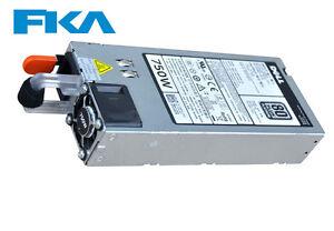 6W2PW 750W 80 Plus Platinum Hot Plug Power Supply Unit For Dell R520 R620