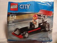 Lego City 30358 Dragster Racer Promo Polybag Set