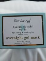 The Creme Shop - Hyaluronic Acid Overnight Gel Face Mask - 2.36 oz.