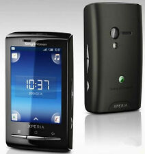 Unlocked Sony Ericsson Xperia X8 GSM Android Smartphone Black