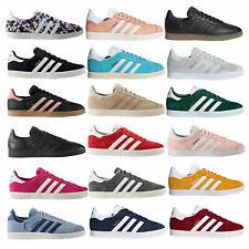 adidas Originals Gazelle Damen- & Kinder-Sneaker Freizeitschuhe Turnschuhe NEU