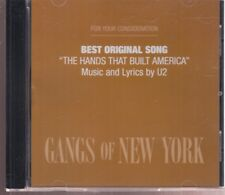 U2 the hands that built america  cd promo