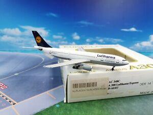 Aeroclassics Lufthansa Express A300 D-AIAU 1:400