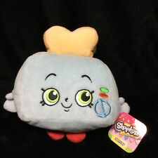"Shopkins Toasty Pop Plush New Soft Toy  6"" Stuffed"