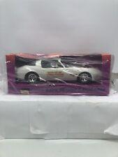 Rare TESTORS TOYS PLASTIC 1980 Turbo Firebird Indianapolis 500 NIB Orange Purple