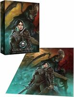 Court of the Dead:  A Matter of Life and Death Premium Puzzle - 1000 Pieces