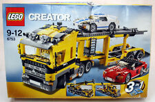RARE 2009 LEGO CREATOR 6753 HIGHWAY TRANSPORT 3 IN 1 SEALED CONTENTS INCOMPLETE?