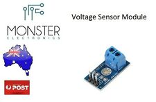 Voltage Sensor Module (Arduino/PIC) Robot Arduino AU Stock Fast Delivery