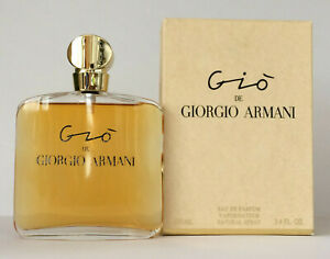 Gio de Giorgio Armani Eau de Parfum 100 ml EdP Vintage Rare Giò de Armani