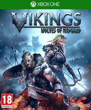 Vikings - Wolves of Midgard - XBOX ONE ITA - NUOVO/SIGILLATO [XONE0411]